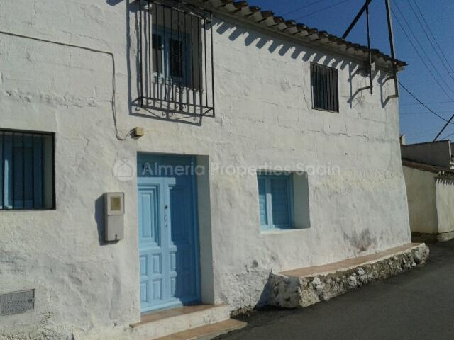 Property For Rent In Oria Spain
